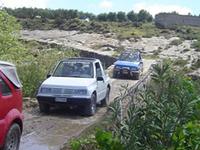 Jeepsafari to the South of Crete, Greece