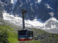 Cable Car To Midi Peak