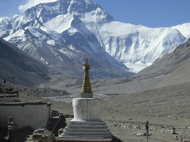 Tibet Tour with Everest Base Camp Photos