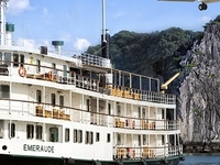 Halong Bay Flight & Emeraude Cruise Overnight