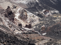Cráter Volcán Cerro Negro