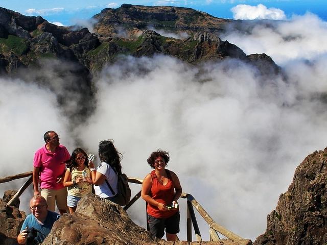 Madeira Peaks - East & Santana Photos
