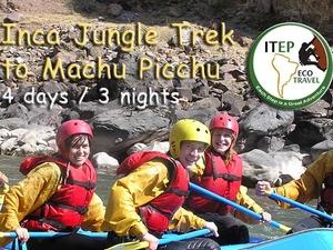 Inca Jungle Trek to Machu Picchu Photos