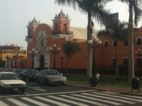 Lima Tour in the Day