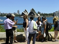 $18 Sydney Sightseeing Bus Tour