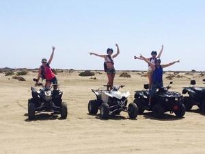 Lady's Mile - Kourion Beach Quad Safari