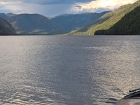 Tofalaria Federal Reserve - East Sayan Mountains - Siberia