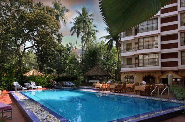 Book Goa Luxury 3 Star MAP Photos