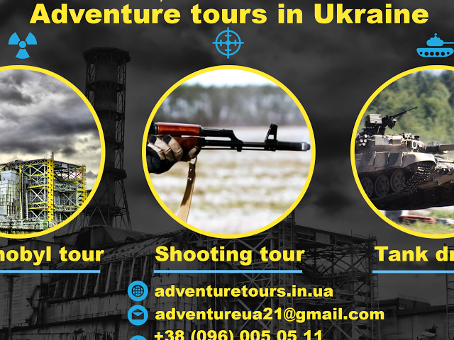 Adventure Tours in Ukraine Photos