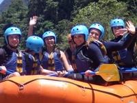 Rafting Banos Ecuador