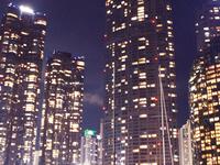 Busan Marine City Night Tour include Yacht Cruise