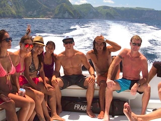 Bali Snorkelling with Manta Rays Photos