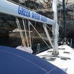 Private sailing cruise Greece Fotos