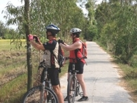 Biking Tour in Mekong Delta