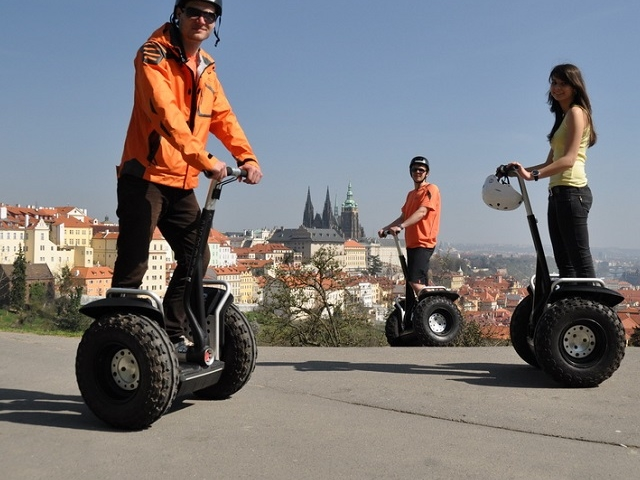 Segway Park Tour Photos