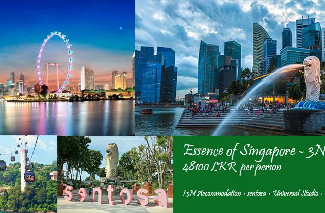 Essence of Singapore Photos