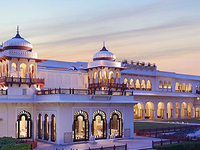 No. 1 - Rambagh Palace Hotel, Jaipur