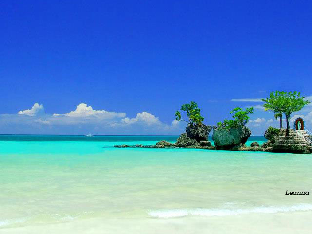 Boracay Land Arrangement Package Photos