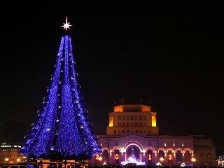 New Year in Armenia Photos