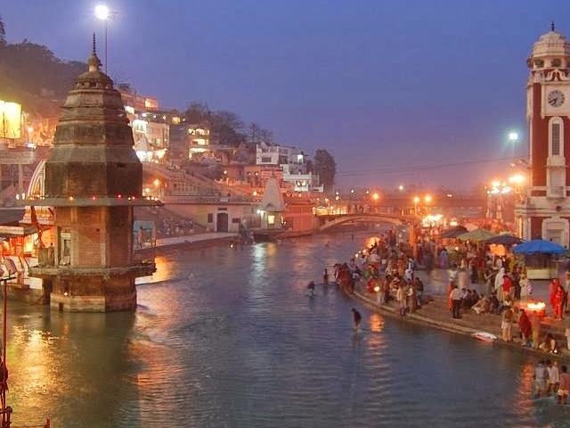 Haridawar to Rishikesh Tour Photos