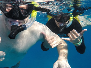 Snorkeling or Stand Up Paddle Boarding Fotos