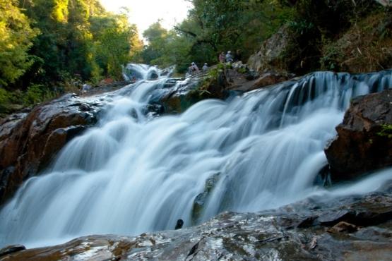 Waterfall Tour in Dalat Photos