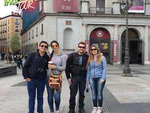 Tour Gratis - Madrid de los Austrias Photos