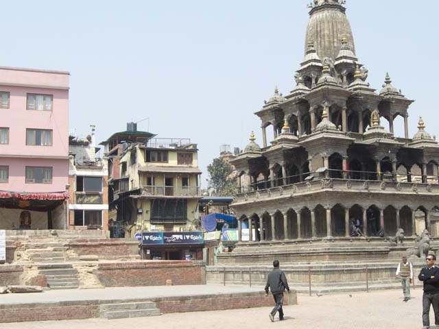 Kathmandu Valley View and Cultural Trek Photos