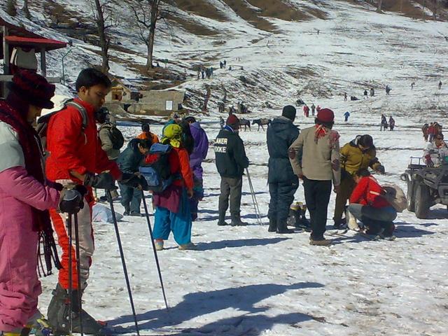 Manali Ski & Snow Point Tour Photos