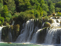 Krka National Park Day Tour from Split