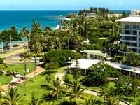 Hilton & Escapade Island Overwater Bungalow