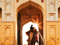 The Golden Triangle with Udaipur and the City of Bollywood