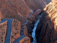 Dades Gorge 1
