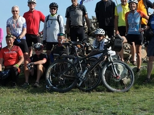 Nomadic Mongolia Cycling Tour Fotos