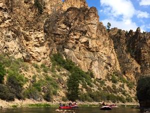 Whitewater Rafting Adventure Fotos