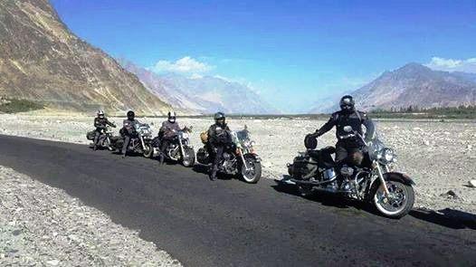 Ladakh Way Round Bike & Jeep Tour Photos