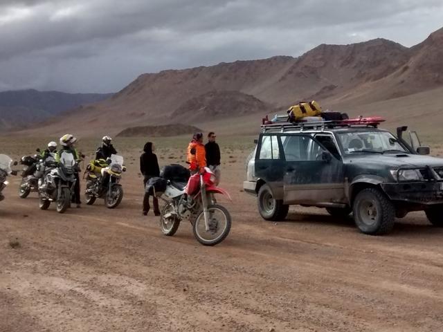 Kyrgyzstan Moto Bike & Jeep Tour Photos