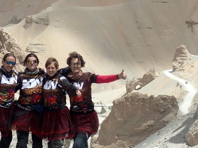 Ladakh & Lahaul Spiti Bike & Jeep Trip Photos