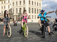 Most Important Historic Spots in Prague on E-Bike