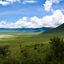 View Of Ngorongoro Crater Rim 640 480
