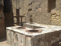 Ancient Herculaneum Archaeological Site