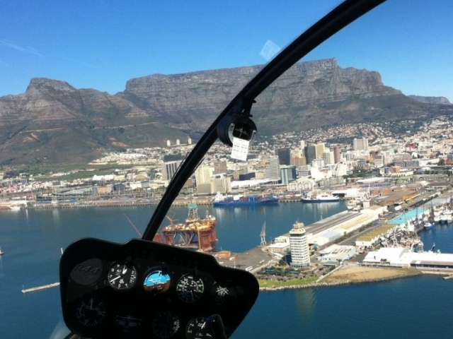 Helicopter Flights Photos
