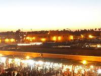 From Marrakech to Merzouga Desert, Eeg Chebbi