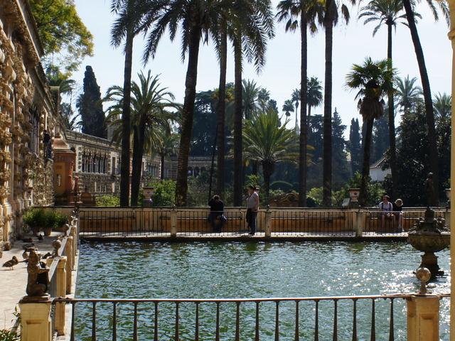 Ruta Juego de Tronos en el Alcázar de Sevilla Photos