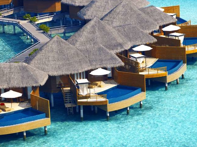 Baros Maldives - Exclusive Bonanza Photos