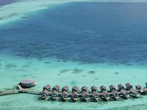 Centara Ras Fushi Maldives - Perfect Honeymoon Fotos