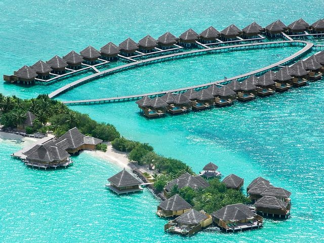 Taj Exotica Resort & Spa Maldives - Free Speedboat Transfer Photos