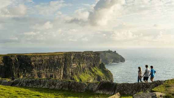 Cliffs of Moher Tour Photos