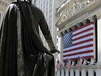 Wall Street And NY Stock Exchange, NY