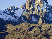 Kenya Mount Kenya National Park